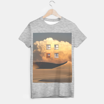 Thumbnail image of Looking Out T-shirt regular, Live Heroes