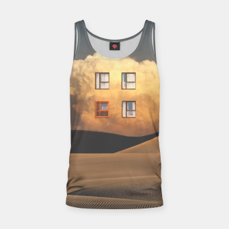Thumbnail image of Looking Out Tank Top, Live Heroes