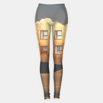 Thumbnail image of Looking Out Leggings, Live Heroes