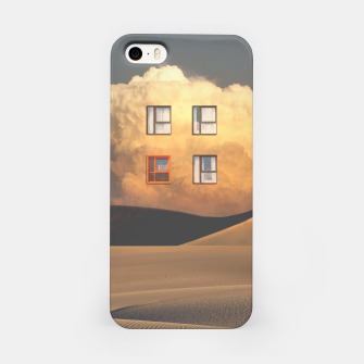Thumbnail image of Looking Out iPhone Case, Live Heroes