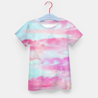 Thumbnail image of Beautiful Abstract paint Kid's t-shirt, Live Heroes