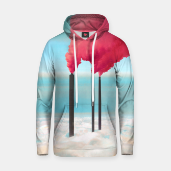 Thumbnail image of Save the Environment Cotton hoodie, Live Heroes