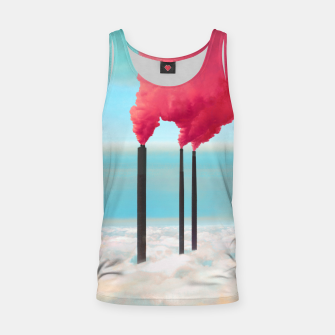 Thumbnail image of Save the Environment Tank Top, Live Heroes