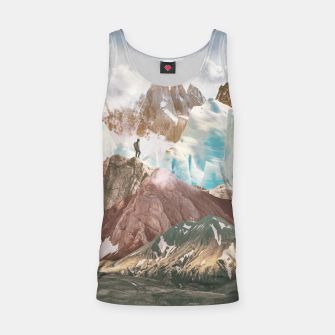 Miniatur The Explorer Tank Top, Live Heroes