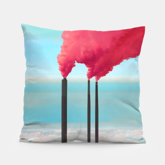 Thumbnail image of Save the Environment Pillow, Live Heroes