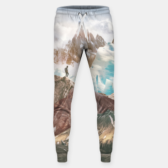 Miniatur The Explorer Cotton sweatpants, Live Heroes