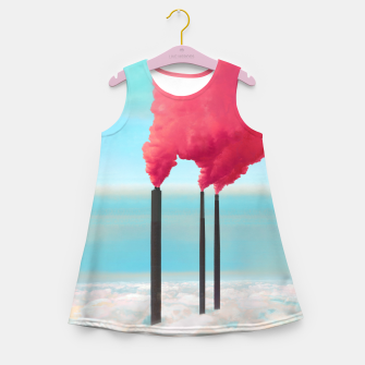 Thumbnail image of Save the Environment Girl's summer dress, Live Heroes