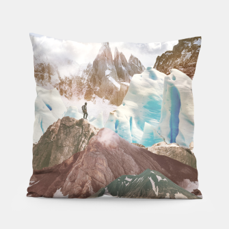Miniatur The Explorer Pillow, Live Heroes