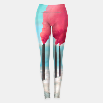 Thumbnail image of Save the Environment Leggings, Live Heroes