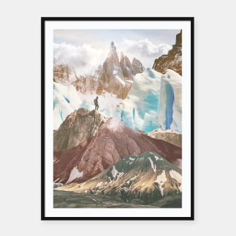 Miniature de image de The Explorer Framed poster, Live Heroes