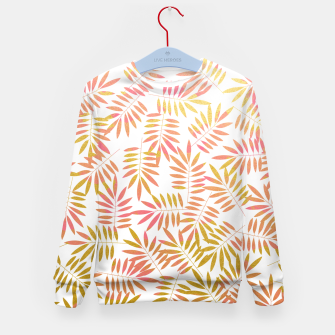Thumbnail image of Rosa  Kid's sweater, Live Heroes