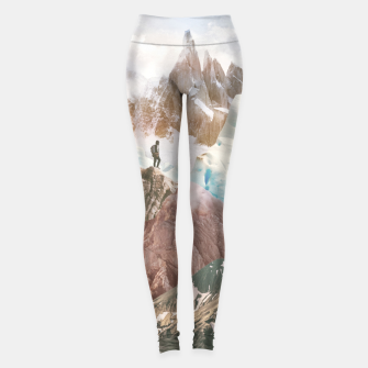 Miniatur The Explorer Leggings, Live Heroes