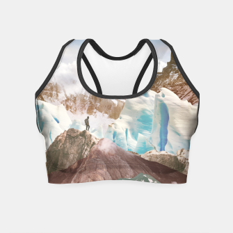 Miniatur The Explorer Crop Top, Live Heroes