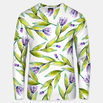 Thumbnail image of Nouveau dé part Cotton sweater, Live Heroes