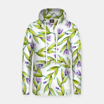 Thumbnail image of Nouveau dé part Cotton hoodie, Live Heroes