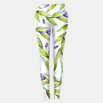 Thumbnail image of Nouveau dé part Leggings, Live Heroes