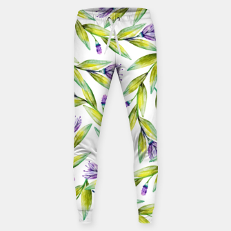 Thumbnail image of Nouveau dé part Cotton sweatpants, Live Heroes