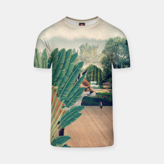 Thumbnail image of The Hiding Fox T-shirt, Live Heroes