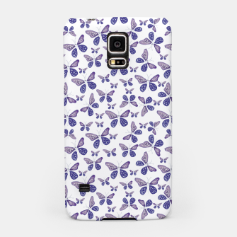 Thumbnail image of Butterfly Drawing Pattern Samsung Case, Live Heroes