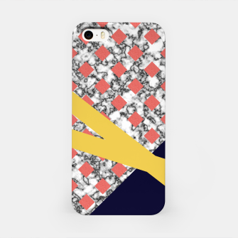 Miniaturka Geometric Composition iPhone Case, Live Heroes