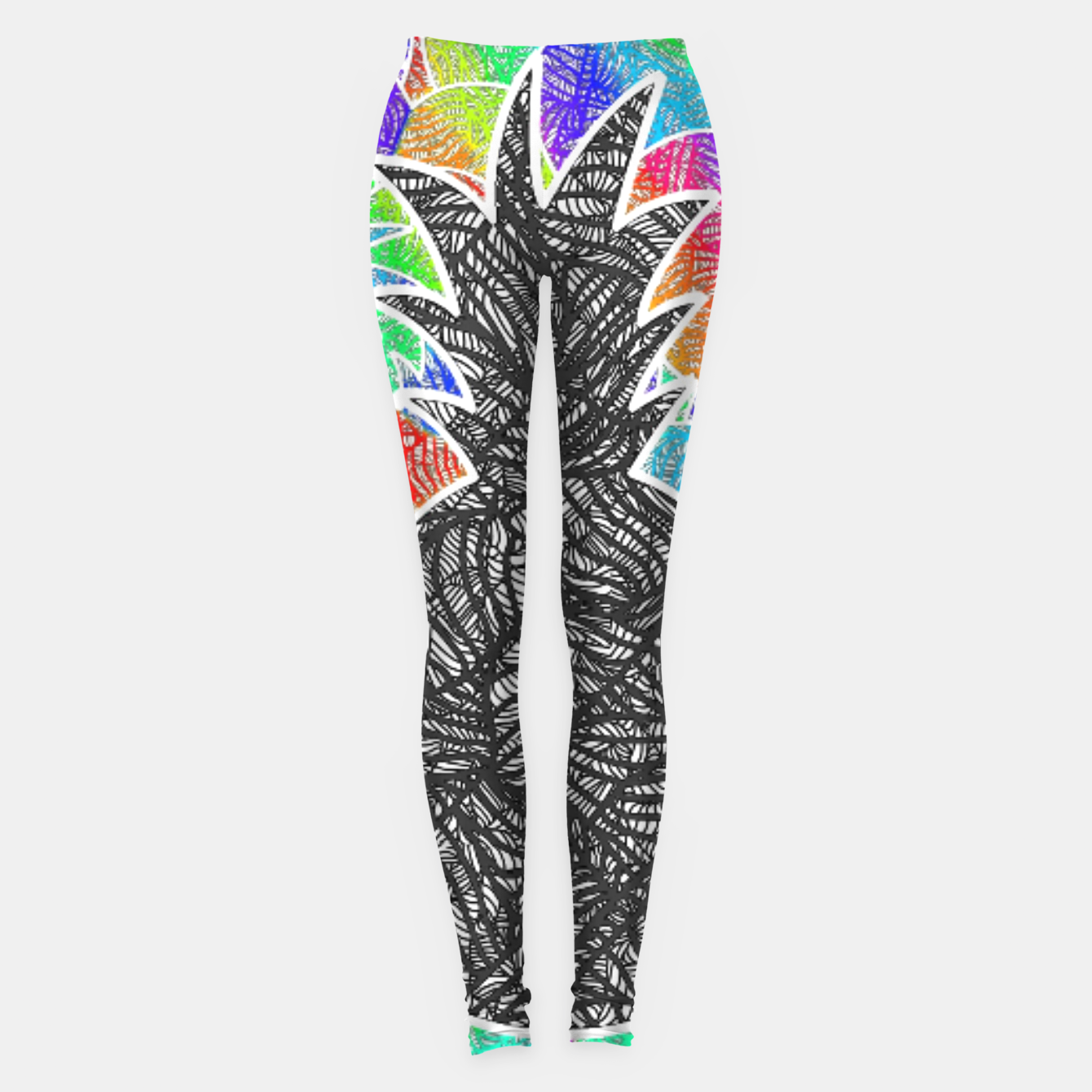 Image of ananas Leggings - Live Heroes