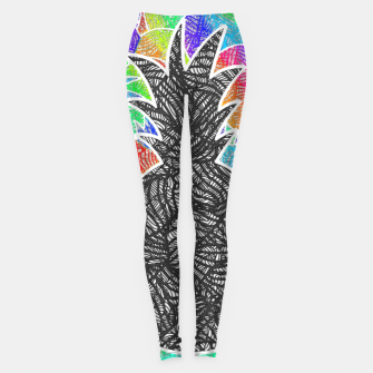 Thumbnail image of ananas Leggings, Live Heroes