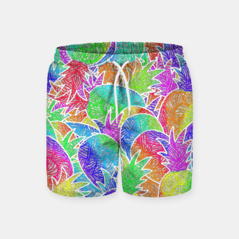 Thumbnail image of ananas Swim Shorts, Live Heroes