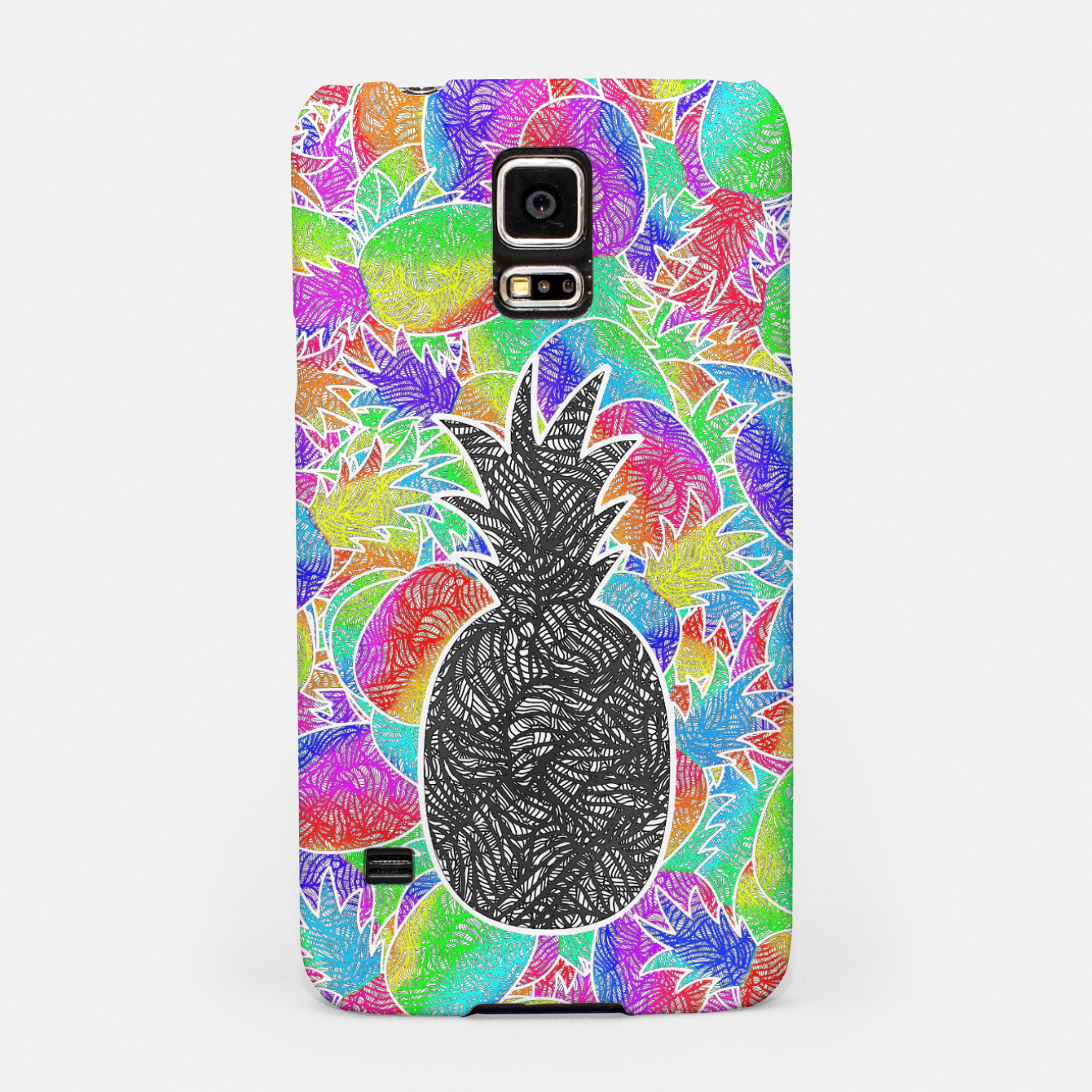 Image of ananas Samsung Case - Live Heroes