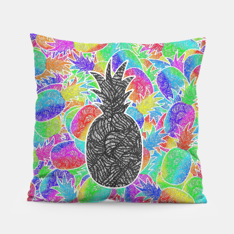 Thumbnail image of ananas Pillow, Live Heroes