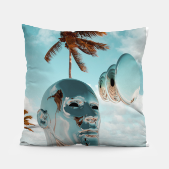 Thumbnail image of Ancient Technology Pillow, Live Heroes