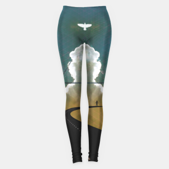 Enlightenment Leggings Bild der Miniatur