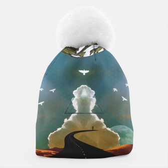 Miniatur Enlightenment Beanie, Live Heroes