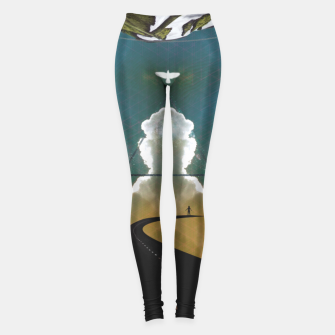 Miniatur Enlightenment Leggings, Live Heroes