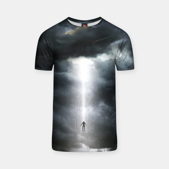 Thumbnail image of Going Home T-shirt, Live Heroes