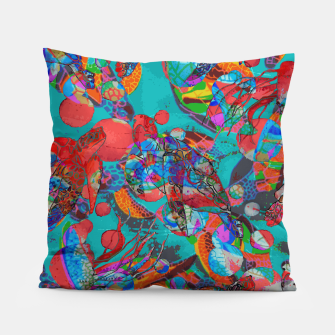 Thumbnail image of Sea Turtle Rhapsody Pillow, Live Heroes