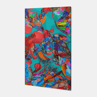 Thumbnail image of Sea Turtle Rhapsody Canvas, Live Heroes