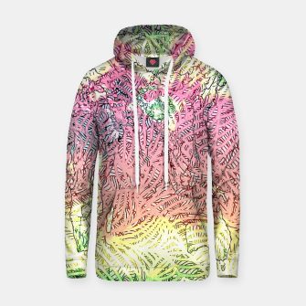 world Cotton hoodie thumbnail image