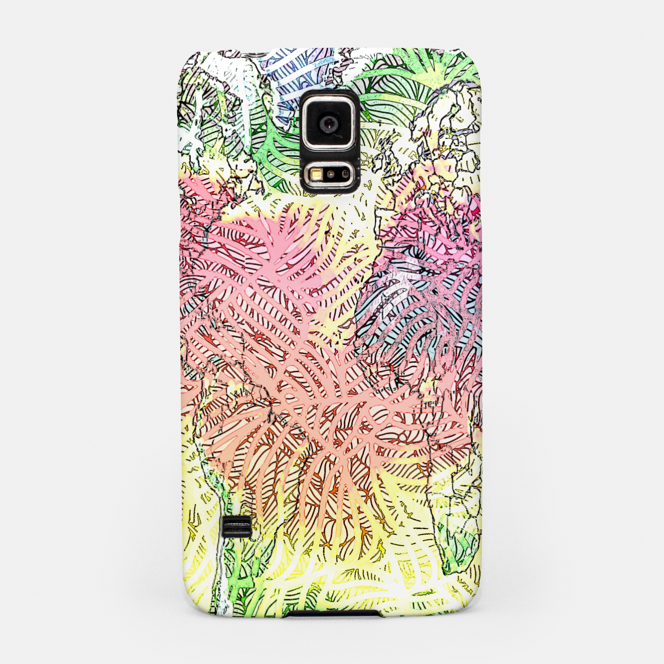 Image of world Samsung Case - Live Heroes