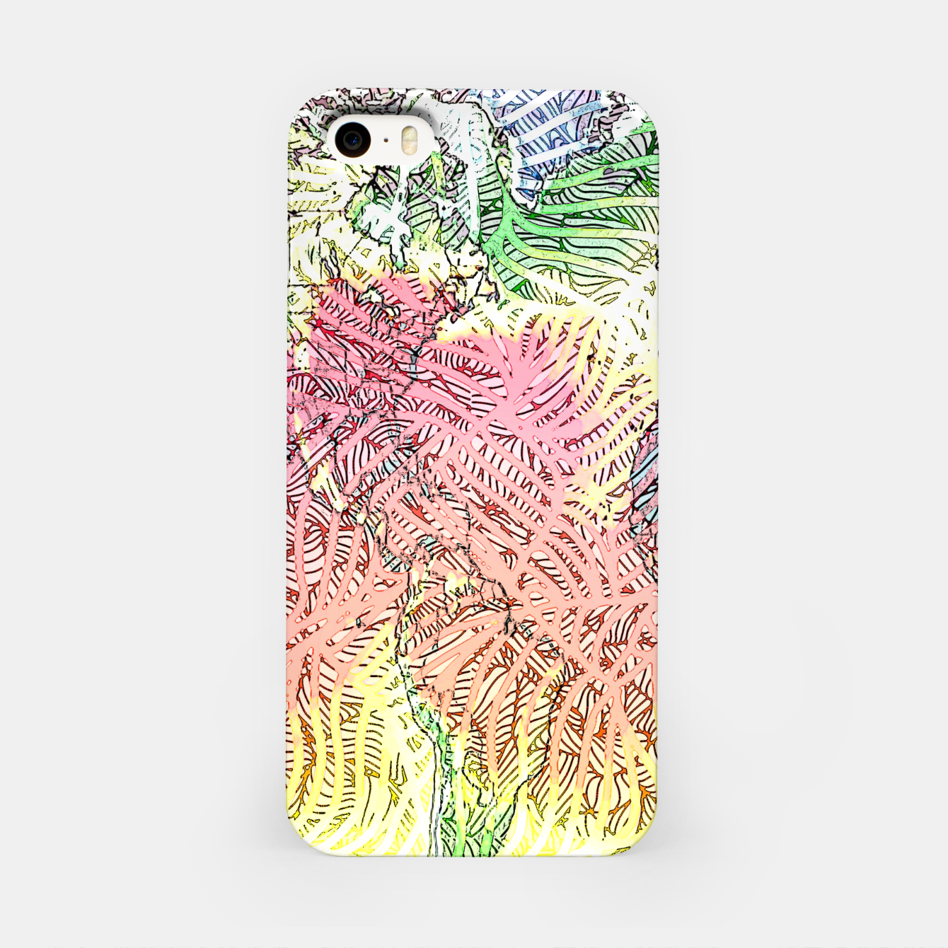 Image of world iPhone Case - Live Heroes