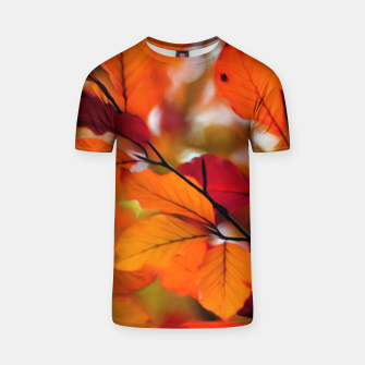 """Thumbnail image of """"AUTUMN"""" T-Shirt, Live Heroes"""