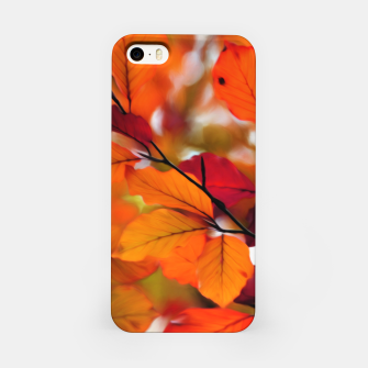 """Thumbnail image of """"AUTUMN"""" iPhone-Hülle, Live Heroes"""