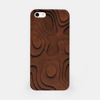 Thumbnail image of Layered Rusty Red iPhone Case, Live Heroes