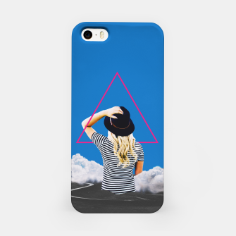 Enter the Future iPhone Case thumbnail image
