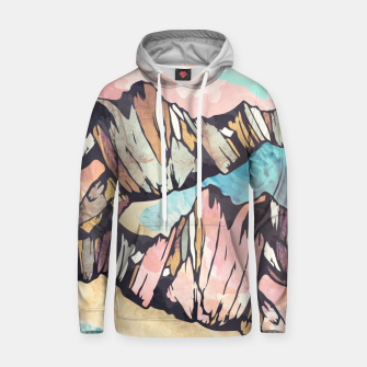 Thumbnail image of Solitary Beach Cotton hoodie, Live Heroes
