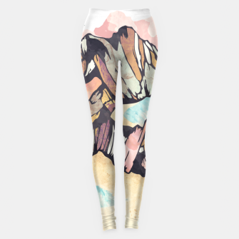 Thumbnail image of Solitary Beach Leggings, Live Heroes