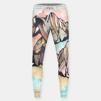 Thumbnail image of Solitary Beach Cotton sweatpants, Live Heroes