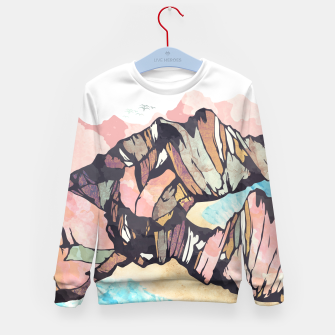 Thumbnail image of Solitary Beach Kid's sweater, Live Heroes