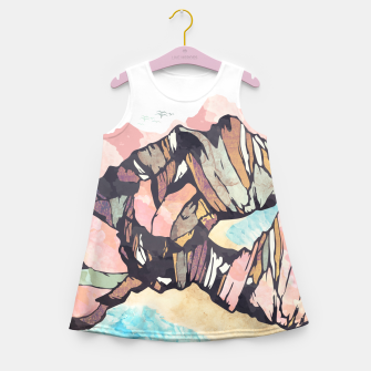 Thumbnail image of Solitary Beach Girl's summer dress, Live Heroes