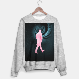 Thumbnail image of Through Space & Time Sweater regular, Live Heroes