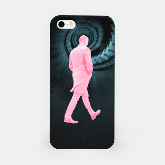 Miniatur Through Space & Time iPhone Case, Live Heroes